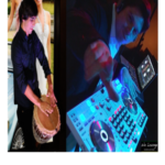 DUO DJ + PERCUSSAO – WE LOUNGE POCKET SHOW DJ – DJ MYRRHA